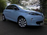 Renault Zoe Dynamique Nav 5dr 22KW ELECTRICITY AUTOMATIC 2016/16