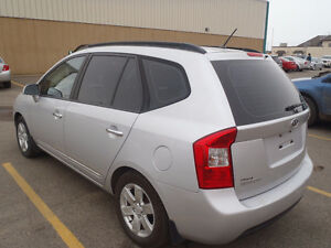 2008 Kia Rondo EX Wagon.Remote start.Heated seats. Winter tires!