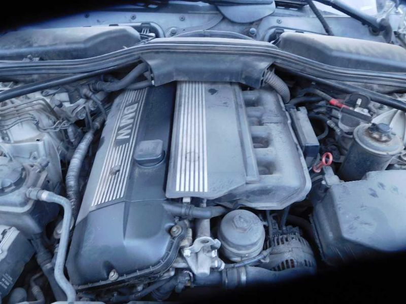 Engine 3.0l Without Dynamic Drive Fits 04-05 Bmw 530i 86976