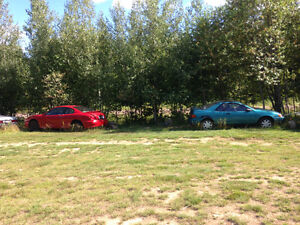 2002 Pontiac Coupe (2 door) and 1991 paseo coupe