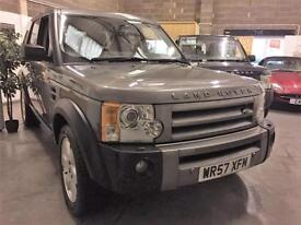 2007 57 LandRover Discovery TDV6 HSE Auto 7 Seater