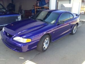 Lady owned 95 GT