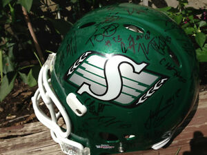 Saskatchewan Roughrider Collectibles Riders