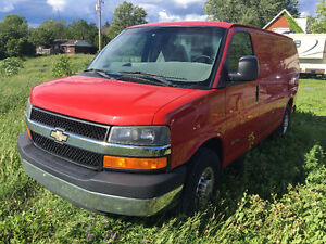 2004 Chevrolet Express 3500 Service PAUL YENDALL TRUCKS-VANS*