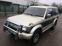 1993 MITSUBISHI SHOGUN 3.0 AUTO 7 SEATER 4X4 LOW 113K EXCELLENT CONDITION PX
