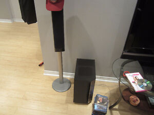 """LG 42"""" LCD TV + Speakers West Island Greater Montréal image 2"""