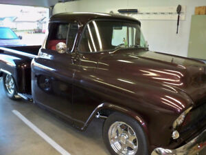 1955 Chevrolet Short Box Step Side Truck