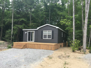 Muskoka Cottage -  2 bedroom w/large livingroom area