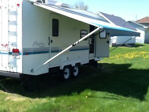FLEETWOOD PROWLER TRAVEL for sale
