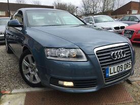 ✿09-Reg Audi A6 SALOON 2.0 TDI SE 4dr, Diesel ✿TOP SPEC MODEL✿