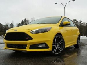 2018 Ford Focus ST 2.0L ECO 401A