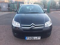 Citroen C4 petrol 2006 Full service history manual 1.6 low mileage