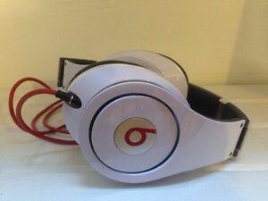 Studio Beats  by Dre headphones