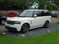 2010 Land Rover Range Rover 3.6TD V8 Auto Overfinch Vogue
