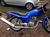 125cc motorbike bike scooter wuyang not Yamaha aprilia