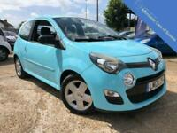 2012 12 RENAULT TWINGO 1.1 DYNAMIQUE Great Colour + Bluetooth & Air Conditioning
