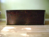 Dresser, Trunk & Other Quality Items