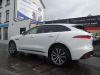 2016 Jaguar F-Pace 2.0 i4D R-Sport Station Wagon (AWD) 5dr