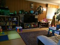 Registered Day Home- Spaces Available Now!! (North Delta)
