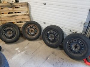 4 Steel Rim for 2008 Chev Uplander