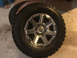 Toyota 4Runner Trail Edition Wheels - Procomp A/T Extreme