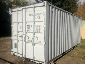 Containers, Sea-Cans, Storage Pods, Big steel boxes