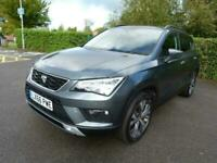 2016 SEAT Ateca 1.6 TDI Ecomotive First Edition (s/s) 5dr SUV Diesel Manual