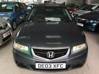 2003 Honda Accord 2.0 i- ( 153bhp ) VTEC SE - 3 F Keepers - 9 service Stamps