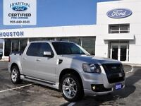 2010 Ford Explorer Sport Trac AdrenalinAWD-V8-LEATHER-MOONROOF-N