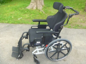 High End Reclining Wheelchair (to trade)