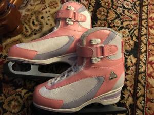 Girl's Skates - Size 1
