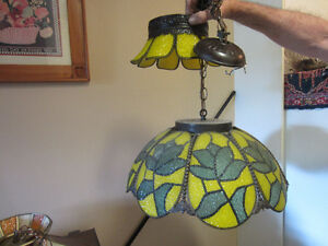 """TIFFANY LIKE"" LAMP = LAMPE STYLE :TIFFFANY"""