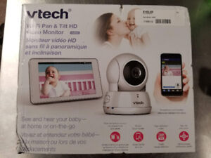 vtech Wi-Fi Pan and Tilt HD Video Moniter (Brand New)