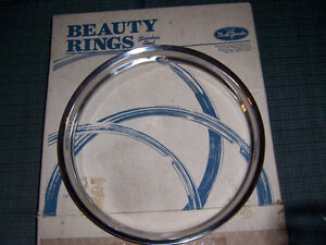 Ford beauty rings