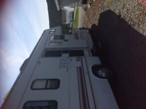 1996 28ft chev jayco motor home
