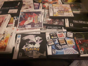 Nintendo DS/3DS games for sale