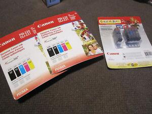 Canon® CLI-221/PGI-220 Combo Pack Print Cartridges