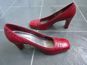 Chaussures/Souliers/Escarpins cuir véritable NATURALIZER Brésil