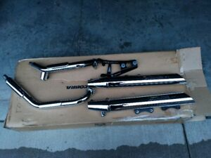 original Suzuki boulevard c50 08 exhaust pipes never used
