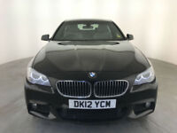 2012 BMW 520D M SPORT DIESEL 4 DOOR SALOON FINANCE PX WELCOME