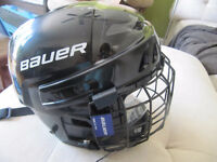 Casque de Hockey grandeur Youth Bauer neuf