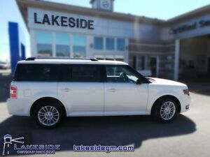 2014 Ford Flex SEL  - one owner - local - trade-in - non-smoker