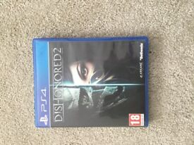 Dishonoured 2 - PS4