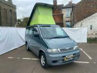 Mazda Bongo 2.5 4x4 *Manual* Auto Free Top 4 Berth Camper Van *Low Mileage*