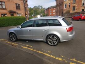 Audi A4 Quatros Sline