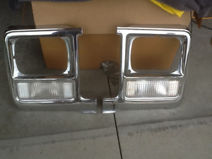 Chev C10 Front Grill Parts