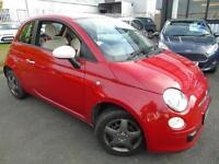 2013 Fiat 500 1.2 Colour Therapy - Red -12 months PLATINUM WARRANTY + LOW MILES!