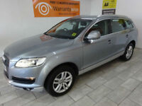 2008,Audi Q7 3.0TDI 237bhp Tiptronic quattro SE***BUY FOR ONLY £57 PER WEEK***