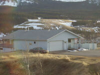 House for Sale or Rent in Crowsnest Pass (Coleman)