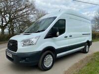 2014 Ford Transit 2.2 TDCi 350 Panel Van 5dr Diesel Manual RWD L3 H3 EU5 (100 ps